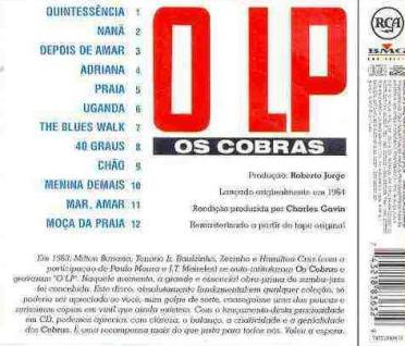 CD RS OS COBRAS